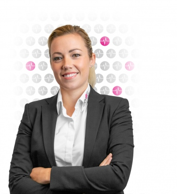 Jacqueline Mayr, Controlling - Knoll GmbH